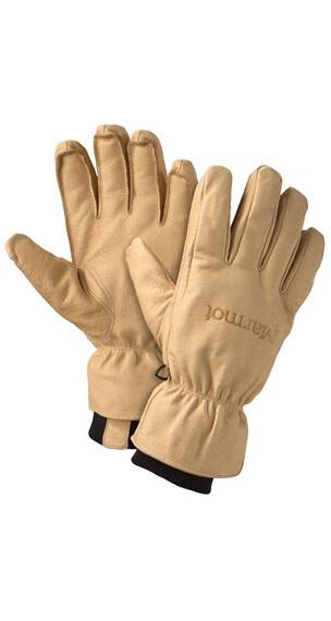 Marmot Basic Ski Glove Tan